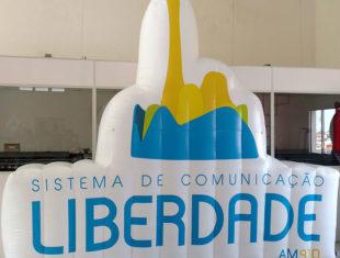 Colchão Inflável - Sistema de Comunicação Liberdade