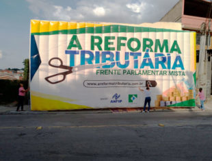 Colchão Inflável - Reforma Tributaria