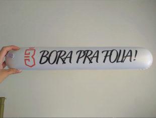 Mini Infláveis Bateco - Bora pra Folia