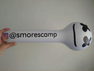 Mini Infláveis Bateco - Smorescamp