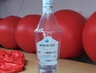 Mini Infláveis Embalagem - Ministry