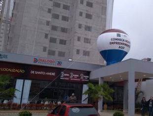 Balão Roof Top - Le Monde