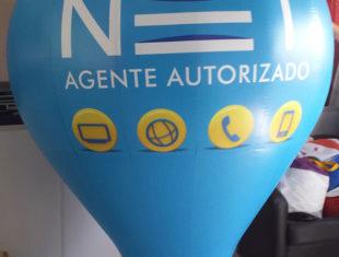 Balão Roof Top - Net