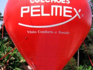 Balão Roof Top - Pelmex