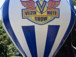 Balão Roof Top - Veizin Moto Show