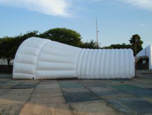 Túneis Infláveis - Bubble