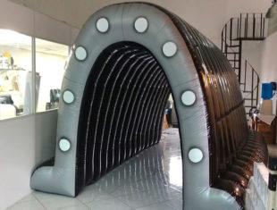 Túneis Infláveis - Ferradura