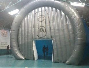 Túneis Infláveis - Lata Pepsi