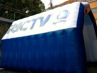 Túneis Infláveis - Ric TV